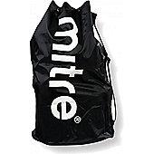 Mitre Nylon Football Soccer 12 Ball Sack Carrier Bag