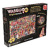 Wasgij Original 22 Studio Tour Jigsaw Puzzle (1500 Pieces)