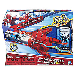 Spider-Man Mega Blast Web Shooter & Glove