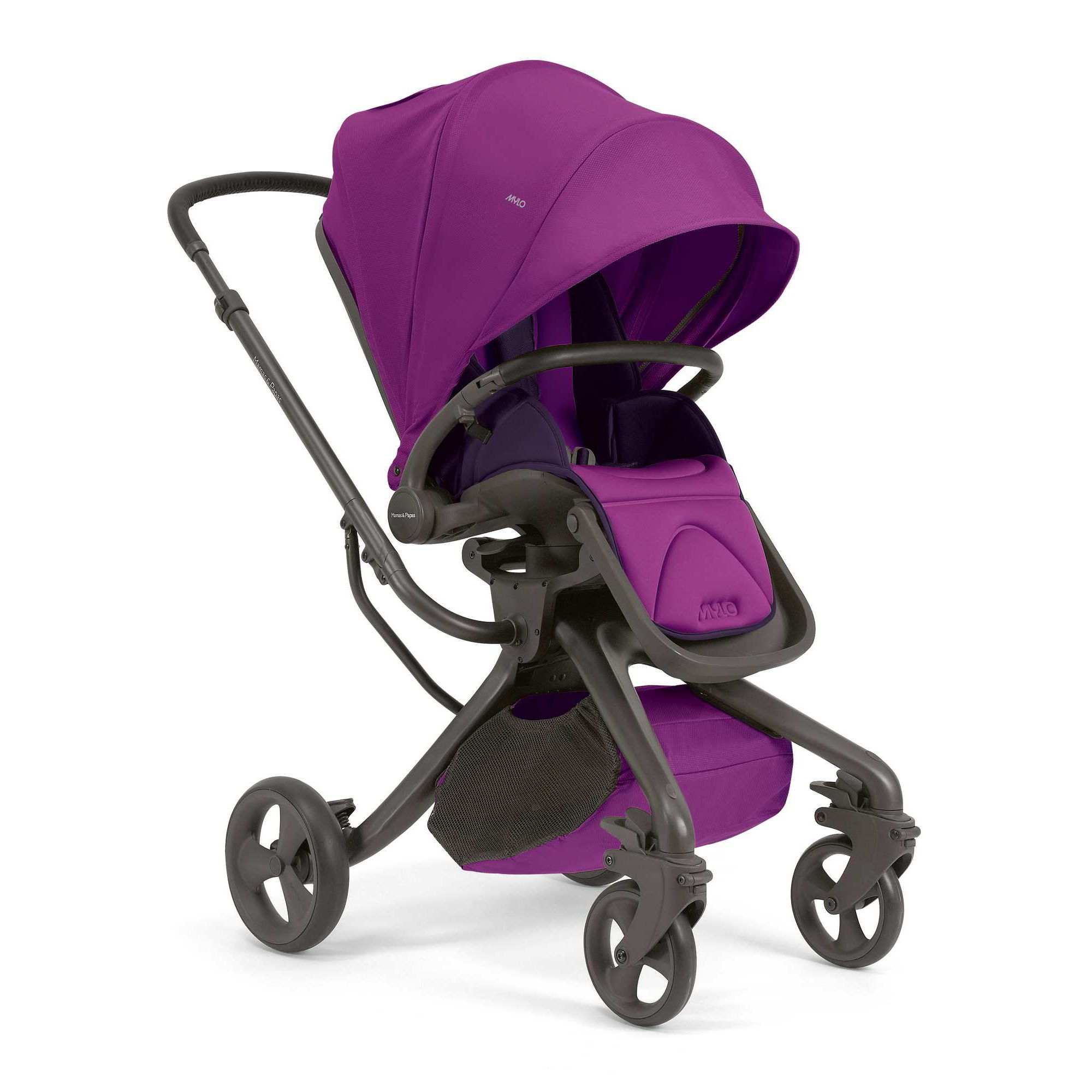 Mamas & Papas - Mylo Pushchair - Purple at Tesco Direct