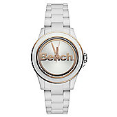 Bench Ladies White Fashion Watch - BC0426RSWH