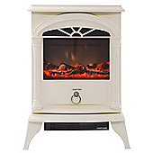 Warmlite 1800w Log Effect Stove Fire.