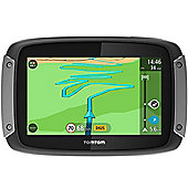Tomtom Rider 400 Premium Pack Lifetime UK Europe Maps Motorcycle Satnav