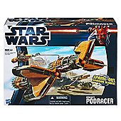 Star Wars Attack Vehicles Episode 1 Sebulba Pod Racer