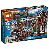 LEGO Hobbit Lake-town Chase 79013