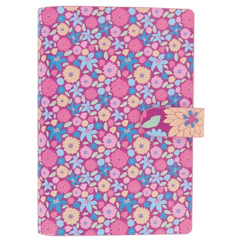 Filofax Pocket Organiser,Floral Bloom