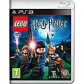 Lego - Harry Potter - Years 1-4