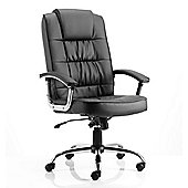 Maestro Moore Deluxe Roskilde High-Back Executive Chair - Black