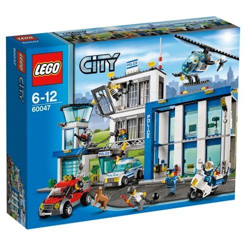 LEGO City Police Station 60047