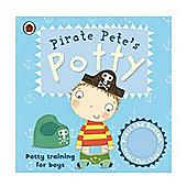 ELC Ladybird Pirate Pete's Potty Book