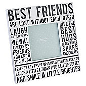 Best Friends Frame 4X4