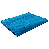 Tesco Hygro 100% Cotton Bath Sheet, Teal