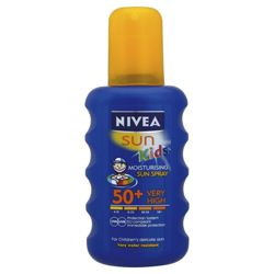 Nivea Sun Childrens Spray SPF50+ 200ML