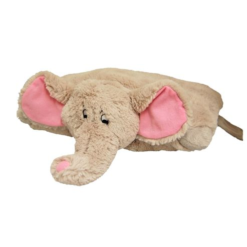 Cozy Time Pillow Pocket Pal Elephant