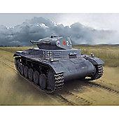 Dragon 6687 Pz Kpfw Ii Ausf A W/Interior Smart Model Kit 1:35