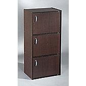 Altruna Easy Life Cube Storage Unit 1311 - Wenge