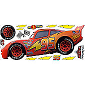 Disney Cars - Racing Series Large Wall Sticker Set
