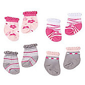 Baby Annabell Socks (Two pairs supplied)
