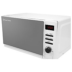 Russell Hobbs RHM2079A Solo Microwave, 20L - White