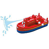 Aquaplay 253 Squirting Fire Boat