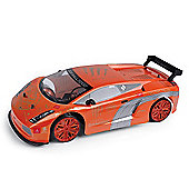 Radio Control Racing Drift Car - Orange