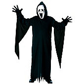 Rubies Fancy Dress - Howling Ghost Costume - Boys Medium 5-7 Yrs