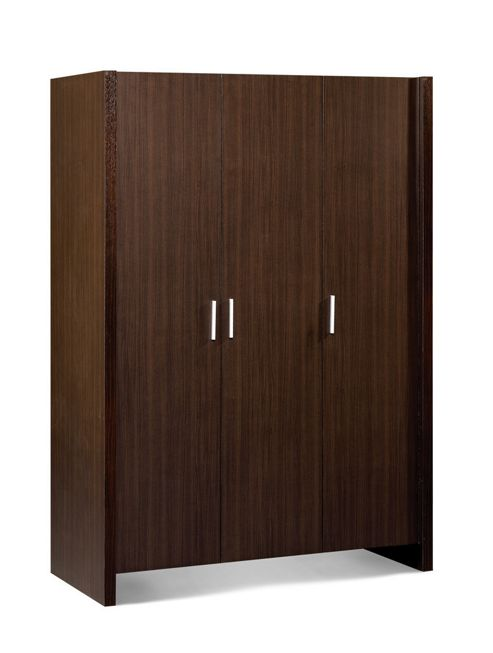 Julian Bowen Havana 3 Door Wardrobe