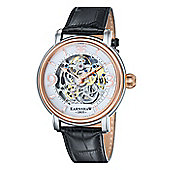 Thomas Earnshaw Longcase Mens Exposed Mechanism Watch ES-8011-06