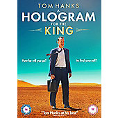 A Hologram For The King DVD