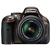 Nikon D5200 Digital SLR Camera with 18-55mm lens Kit Bronze