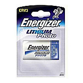 Energizer CRV3 Lithium Photo Camera Battery