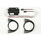 Tamiya 53937 Led Light Control Unit Tlu-02 - Rc Hop-Ups