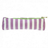 Marks Dot Pencil Pouch - Purple