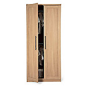 Mamas & Papas - Rialto Wardrobe - Natural Oak Effect