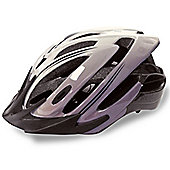 Reebok Adults Cycling Helmet Cream