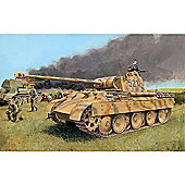 Sd.Kfz.171 Panther Ausf.D Early Production - Scale 1/72 DR7494