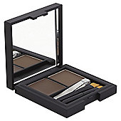 Sleek Makeup Brow Kit Dark 3.8G
