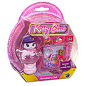 Kitty Club Figure and Accessory Set - Photographer Aubrey