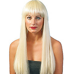 Beauty Long Wig - Blonde