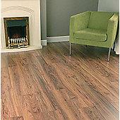 Westco 7mm V-Groove Pecan Oak Laminate Flooring