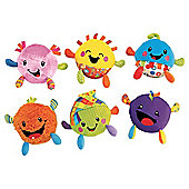 Fisher-Price Rhyme & Move the Giggle Gang Soft Toy