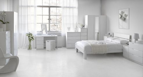 Alto Furniture Visualise Alpine Bedroom Collection