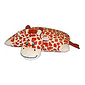Cozy Time Pillow Pocket Pal Giraffe