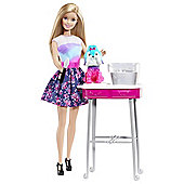 Barbie Colour Me Cute Dog & Doll