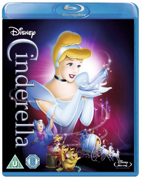 Cinderella - Diamond Edition - Disney Blu-Ray