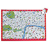 Ravensburger London Map