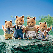 Fox Family - Sylvanian Families Figures 4132