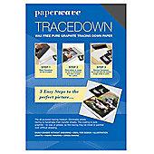 Tracedown Graphite A3 - 1 Pk