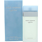Dolce & Gabbana Light Blue Eau de Toilette (EDT) 100ml Spray For Women