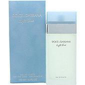 Dolce & Gabbana Light Blue Eau de Toilette (EDT) 100ml Spray For Women